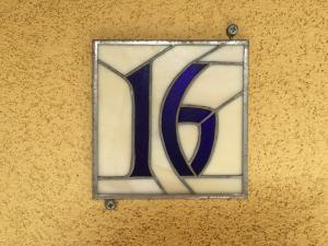 House number 16